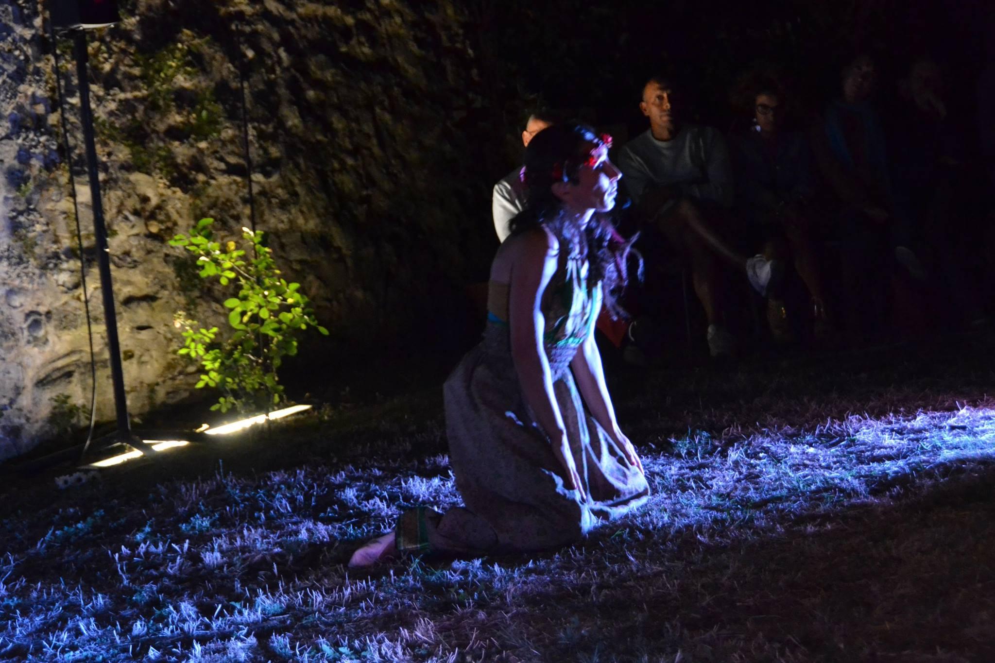Sibilla racconta...la via delle dee