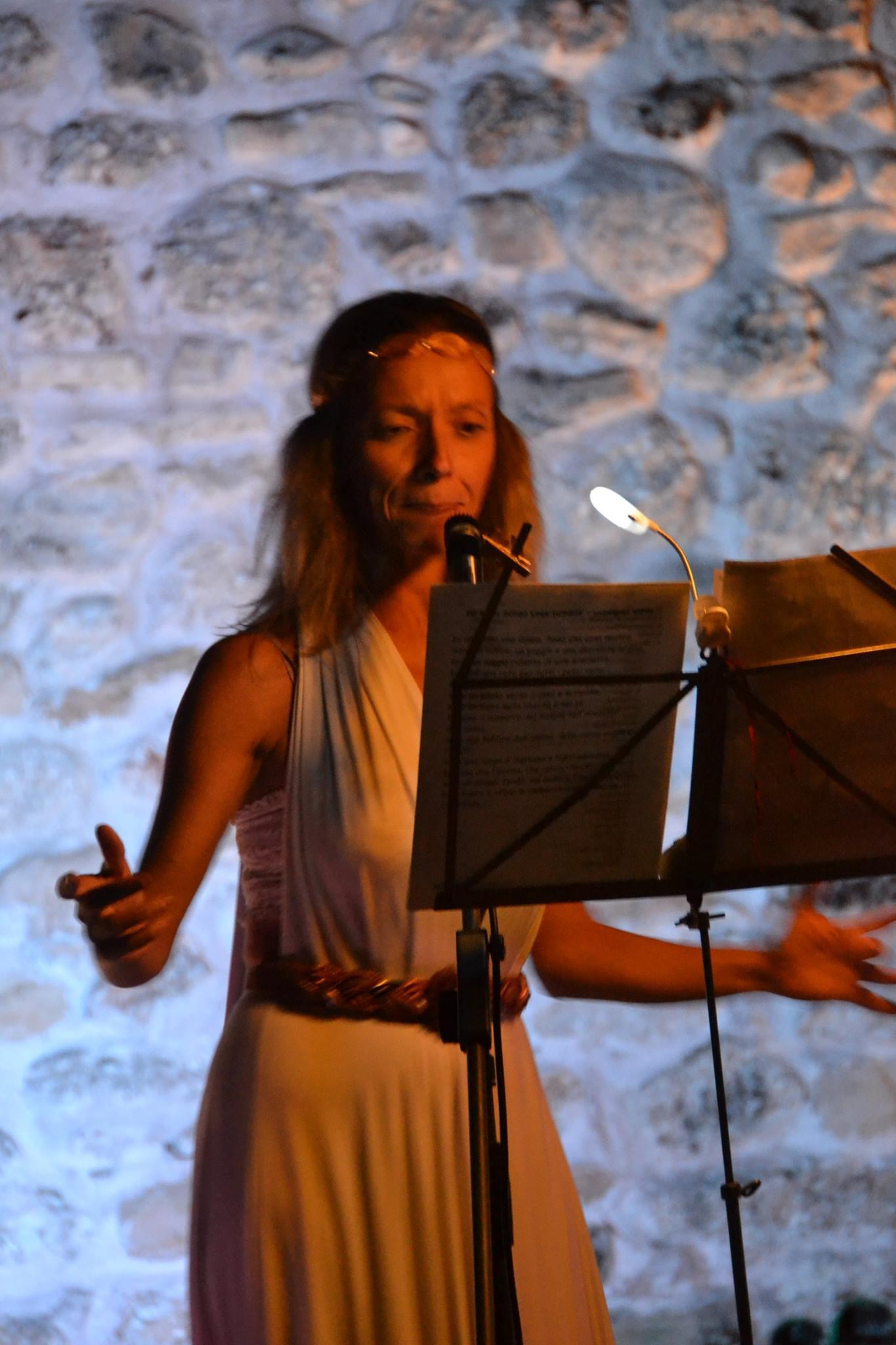 Sibilla racconta...la veia delle dee