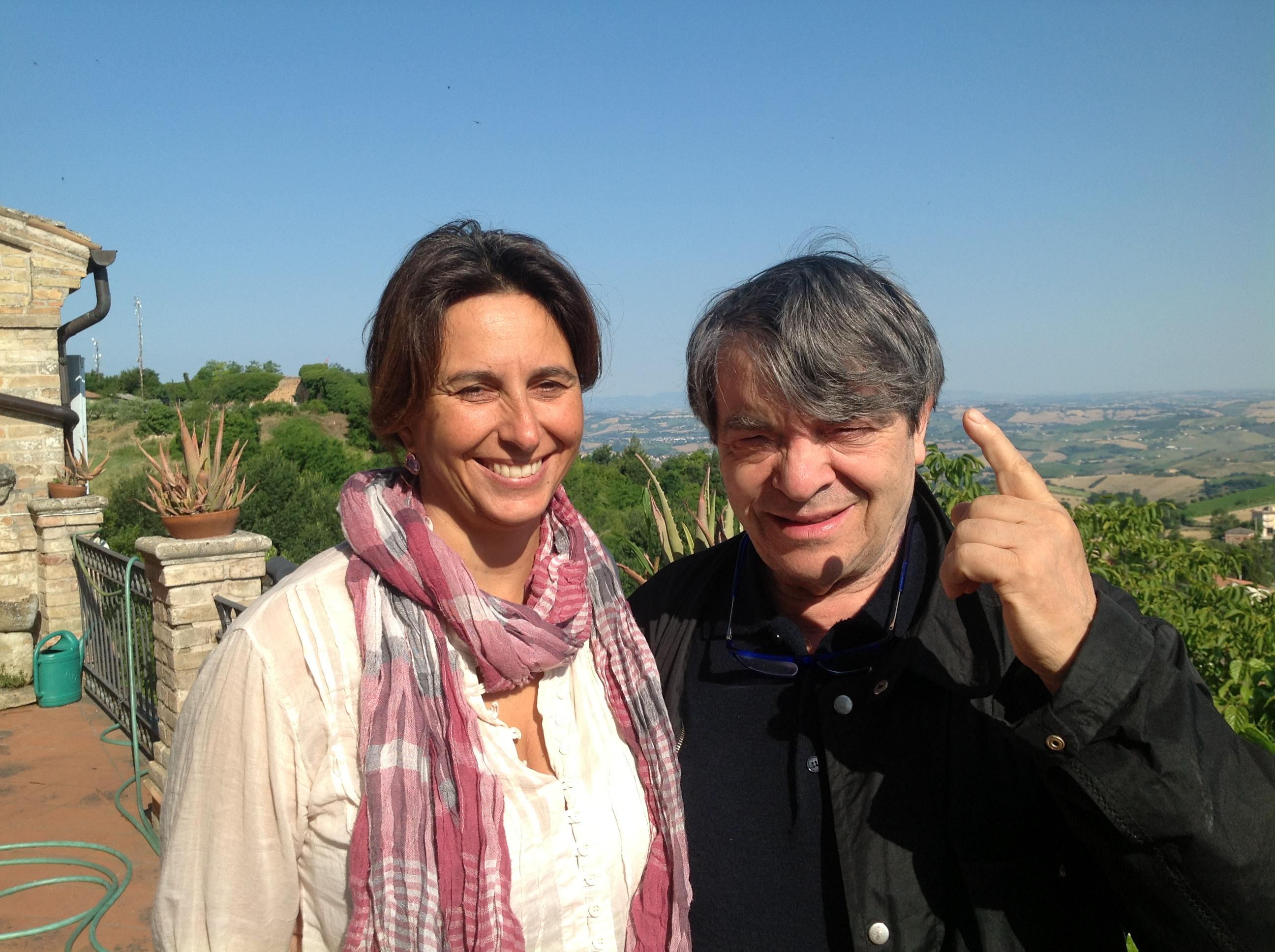 Maria Giulia Tannoja e Silvano Agosti