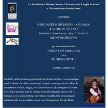 Incontro  musicale con Theresia Bothe