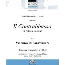 ll Contrabbasso di Patrick Suskind